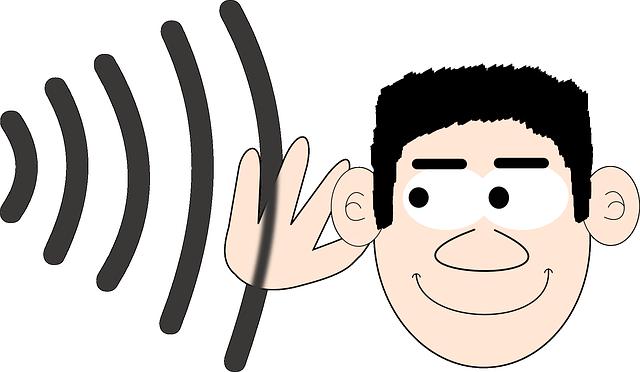listening skills in sales