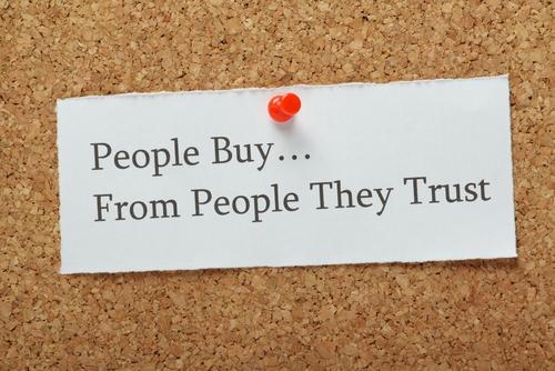 trust in sales