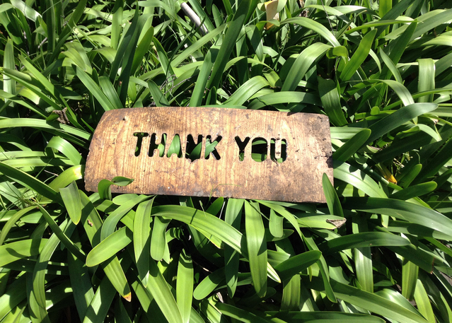 thank you cards by salespeople